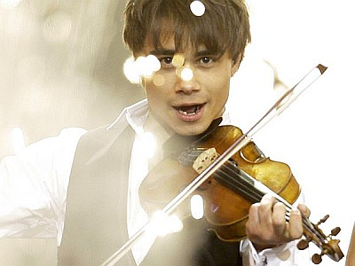Norway's winner Alexander Rybak