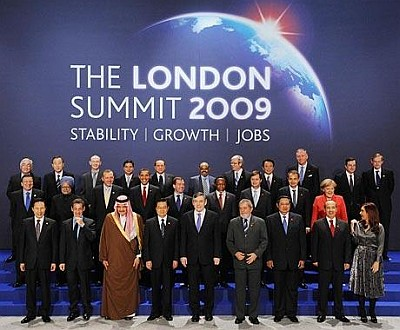 G20 Leaders. Image: PA