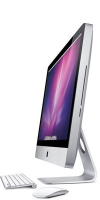 "Apple's new 27"" iMac"