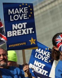 Make love not Brexit